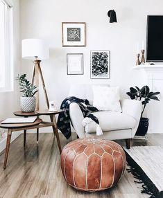 home decor / interior design / living room