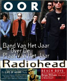 Radiohead - Magazine Covers - 1997 - O O R