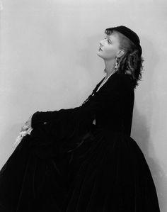 George Hurrell - Greta Garbo