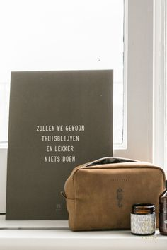 Zusss | A3 poster | Van papier Quote Citation, S Quote, Licht Box, Hippie Lifestyle, Letter Board, Best Quotes, Texts, Qoutes, Sweet Home