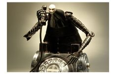 The art of Greg Brotherton - something different :-) Steampunk #steampunk