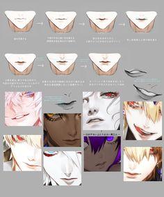 Digital Painting Tutorials, Digital Art Tutorial, Art Tutorials, Concept Art Tutorial, Eye Drawing Tutorials, Drawing Reference Poses, Drawing Poses, M Anime, Anatomy Art