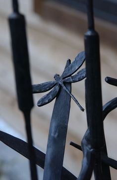 Hand Forged Organic detail.