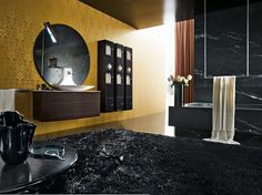 Stylish bathroom des