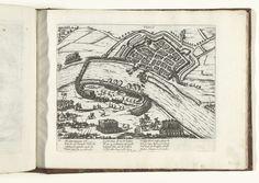 Overgave van Venlo, 1586, Frans Hogenberg, 1586 - 1588
