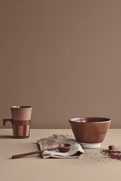 The New Nordic trend brings bold earthy colours, natural materials and tactile textures into minimalist Scandinavian interiors. Minimalist Scandinavian, Scandinavian Interior Design, Jotun Lady, Earthy Color Palette, Earthy Colours, New Nordic, Kitchen Wall Colors, Paint Brands, Co Working