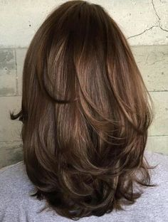 2018 mittellange Haarschnitte für dickes Haar