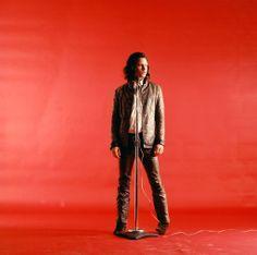 Jim Morrison in New York City in 1968.