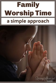 Get fresh and simple ideas for family worship time with multiple ages of children and varied seasons of life! Don't overcomplicate this special family time! Ligonier Ministries, Set A Reminder, Lord Is My Strength, Joy Of The Lord, Worship God, Seasons Of Life, Songs To Sing, Our Kids, Encouragement