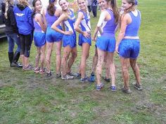 Until you realize that you're completely caked in mud. | 29 Signs You Ran Cross-Country In High School