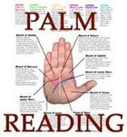 palm reading guide how many children will i have - Google Search