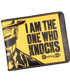 Breaking Bad Wallets (4 styles)  15.99$