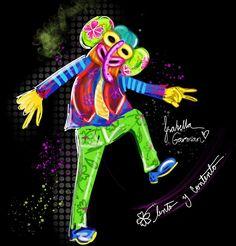 Te suen Instagram, Art, Venezuela, Drawing For Kids, Fabrics, Art Background, Kunst, Performing Arts, Art Education Resources