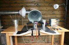 Good info on ventilation for lampwork