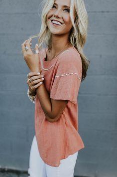 Short Sleeve Shirt For Women | ROOLEE