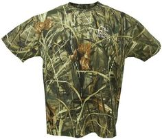 35fd0042b4d Ducks Unlimited® Short Sleeve Max4 Logo Camo Tee Shirt 51-1874  24.99 Camo  Tee