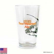 Check out the new Two Hearted pint glass!