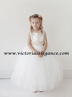 6c8e286d3a2 17 Delightful Tip Top Flower Girl Dresses images