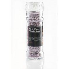 Molinillo de Sal con Vino 70 gr. Sales, Gourmet, Minerals