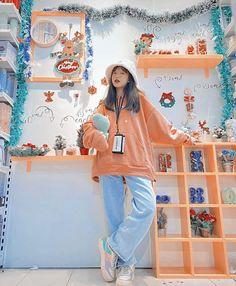 Ulzzang Korean Girl, Cute Korean Girl, Cute Girls, Cool Girl, Girl Korea, Uzzlang Girl, Rich Kids, My Outfit, Lightroom