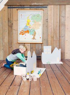Kinder Kiste-Bastelideen-mit Holz
