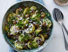 Vinaigrette, Sprouts, Mousse, Vegetables, Recipes, Olie, Potato Salad, Rezepte, Veggie Food