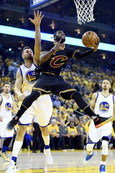 Cavs capitalize on Draymond Green suspension for Game 5 win Basketball Is Life, Basketball Pictures, Basketball Legends, Sports Basketball, Basketball Players, Basketball Outfits, Cavs Wallpaper, Kyrie Irving Cavs, Cleveland