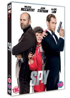 COMING SOON - Availability: http://130.157.138.11/record=  Spy [DVD]:
