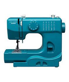 Another great find on #zulily! Marine Magic Portable Sewing Machine #zulilyfinds