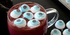 Eyeballs Halloween Eecipes