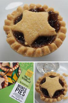 The Great British Gluten Free Mince Pie Bake Off - who makes the best gluten free mince pies this christmas; Sainsbury's, Marks & Spencer, Tesco and Waitrose