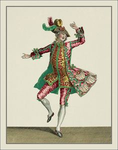 Paysan Galant. Habit en usage dans plusieurs Ballets.