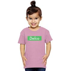 Delco Premium Toddler T-shirt