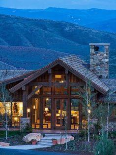DREAM house. Layout. Windows. Color.