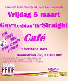 Flyer Dordrecht Pride