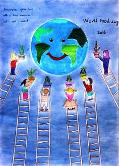 16 octobre 2016 - Il était une fois le futur de l'alimentation et de l'agriculture. L'Organisation des Nations Unies pour l'alimentation et l'agriculture (FAO) organisait un concours d'affiches invitant les enfants et les adolescents du monde entier à donner libre cours à leur créativité autour du thème de la Journée mondiale de l'alimentation 2016 « Le climat change, l'alimentation et l'agriculture aussi ». Voici les lauréats. Félicitations à tous les enfants qui ont participé à ce concours…