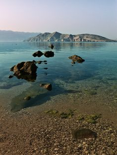 Good morning Baška. Krk Island,Croatia http://www.casademar.com