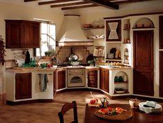cucine in muratura - Cerca con Google