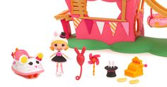 Mini Lalaloopsy™ Silly Fun House Playset with Misty Mysterious™