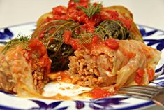 Authentic Stuffed Cabbage Rolls from Bulgaria an Easy Dinner 4 www.compassandfork.com