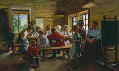 The Glory of Russian Painting: Vladimir Makovsky, ctd