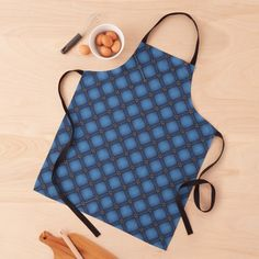 Diamond Pattern, I Shop, Apron, Women's Fashion, Art Prints, Denim, Printed, Awesome, Stuff To Buy