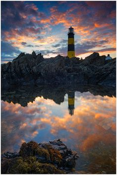 St. Johns Point #Lighthouse - #Ireland by Christian Ringer on 500px   -   http://dennisharper.lnf.com/