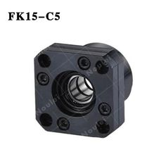 CNC part BallScrew End Support FK15 C5 Set Blocks With Lock Nut Floated & Fixed Side for SFU 2005 BallScrew //Price: $92.50//     #Gadget