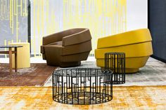 Fauteuils | Sièges | Rift | Moroso | Patricia Urquiola. Check it out on Architonic