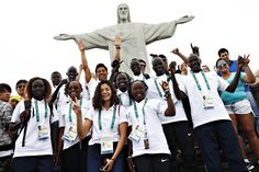 Ten athletes from the world's most troubled hotspots are part of the Refugee Olympic Team at the 2016 Rio Olympics