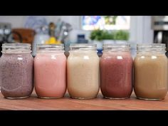 5 Surprise Ingredient Smoothies | Better Breakfasts - YouTube