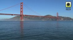 Golden Gate Bridge: in the first 70 years of the bridge, over 1300 people committed suicide by jumping of the bridge