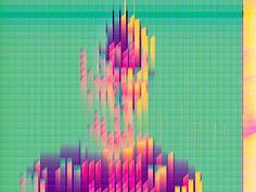 DATABENDING  rett6 by pixel noizz, via Flickr