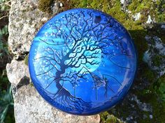 AM Drum - steel tongue drum - hank tank or slit drum - Hang alternative. www.facebook.com/amsteeltonguedrums
